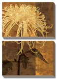 Golden Mums I Posters by Keith Mallett