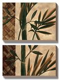 Palm Breeze Prints by Yvette St. Amant