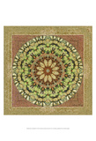 Floress Mandala IV Prints by Catherine Kohnke