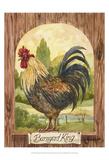König des Bauernhofs Kunstdrucke von Jerianne Van Dijk