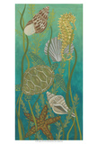 Aquatic Life II Schilderijen van Chariklia Zarris