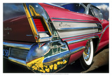 '58 Buick Century - Holland Print by Graham Reynolds