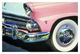 '58 Ford Fairlaine Poster von Graham Reynolds