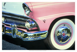 '58 Ford Fairlaine Print by Graham Reynolds