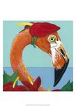 You Silly Bird - Norma Prints by Dlynn Roll