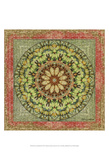 Floress Mandala III Prints by Catherine Kohnke