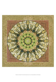Floress Mandala II Prints by Catherine Kohnke