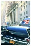 '59 Cadillac Fleetwood Bougham Art par Graham Reynolds