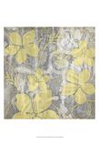 Yellow & Gray II Posters by Jennifer Goldberger