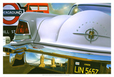 '56 Lincoln Continental Posters par Graham Reynolds