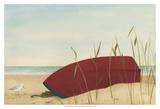 Seaside Dunes II Print by Erica J. Vess