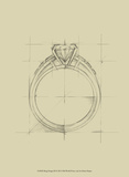 Ring Design III Print by Ethan Harper