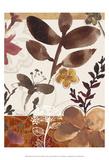 Modern Flowers II Prints by Marietta Cohen