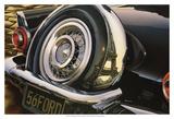 '56 Thunderbird Poster par Graham Reynolds