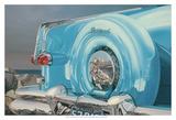 '53 Packard Caribbean Posters par Graham Reynolds