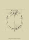 Ring Design I Poster by Ethan Harper