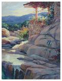 Chico's Overlook Giclee Print by Julie G. Pollard