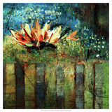 Impressionist Lily II Giclee Print by Danielle Harrington
