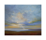 Heavenly Light III Premium Giclee Print by Sheila Finch