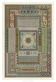 Pompeian Design Giclee Print by Owen Jones
