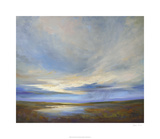 Heavenly Light I Premium Giclee Print by Sheila Finch