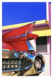 '59 Cadillac El Dorado Affiches par Graham Reynolds