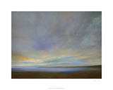 Coastal Clouds IV Premium Giclee Print by Sheila Finch