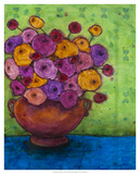 Bursting Blooms Giclee Print by Marabeth Quin