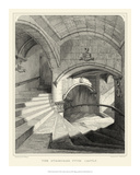 Gothic Detail IV Giclee Print by R.w. Billings