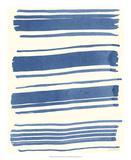 Macrame Blue III Giclee Print by Vanna Lam