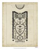 Garden Parterre IX Giclee Print by DeZallier d' Argenville