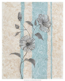 Spa Blue Hibiscus II Giclee Print by Judy Mastrangelo