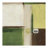 Green Field I Giclée-Druck von Erica J. Vess
