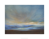 Coastal Clouds III Premium Giclee Print by Sheila Finch