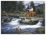 Bend of the River Giclee Print by Jack Sorenson