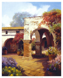 Capistrano Giclee Print by Carolyne Hawley