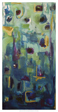 Abstract EXP II Giclee Print by Marabeth Quin