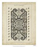 Garden Parterre VII Giclee Print by DeZallier d' Argenville