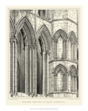 Gothic Detail V Giclee Print by R.w. Billings