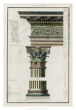 The Corinthian Order Giclee Print by  Richardson