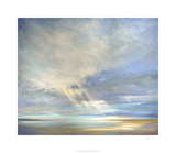 Heavenly Light II Premium Giclee Print by Sheila Finch