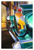 '59 Cadillac Coup DeVille Plakater av Graham Reynolds
