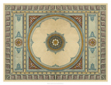 Design for a Ceiling Giclee Print by  Sloan