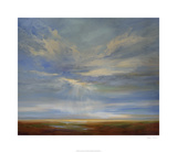 Heavenly Light IV Premium Giclee Print by Sheila Finch