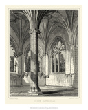 Gothic Detail III Giclee Print by R.w. Billings