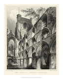 Gothic Detail VIII Giclee Print by R.w. Billings