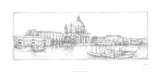 Sketches of Venice V Limited Edition by Ethan Harper