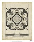 Garden Parterre VIII Giclee Print by DeZallier d' Argenville