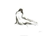 Ink Figure Study II Limitierte Auflage von Ethan Harper