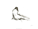 Ink Figure Study II Limited Edition by Ethan Harper